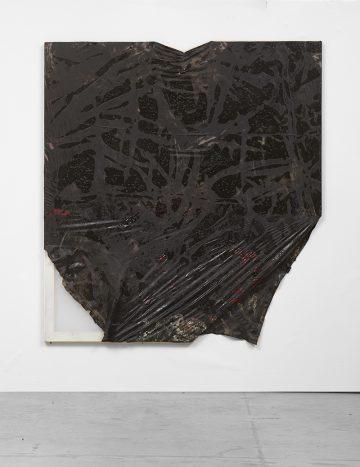 Luc Vandervelde Lux - Black abstraction